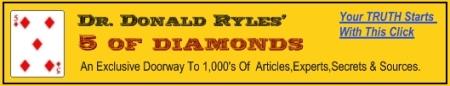Dr. Donald Ryles' 5 Of Diamonds